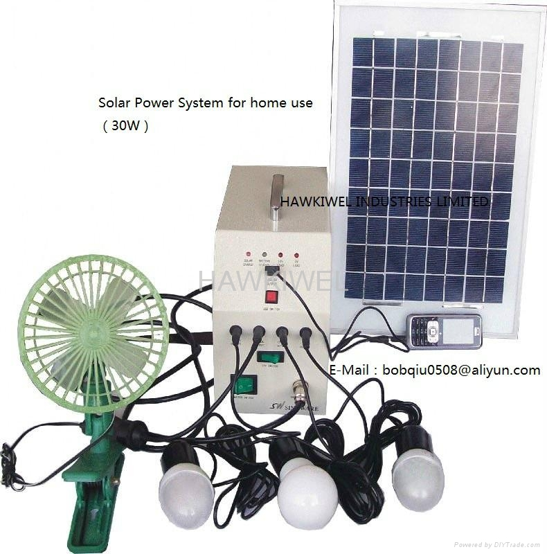 solar power system for household use 4