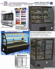 cooling showcase