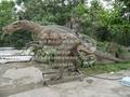恐龙  仿真恐龙  骨架恐龙