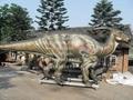 恐龙展品  恐龙生产  机器恐