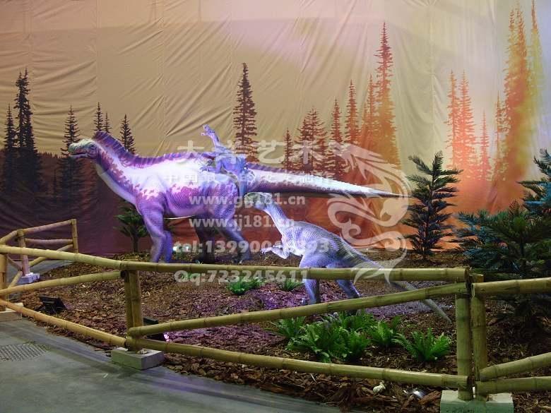 恐龙展品  恐龙生产  机器恐龙  恐龙玩具  恐龙公司   3