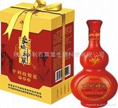 绞股蓝保健酒(42度)