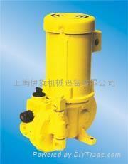 米噸羅計量泵隔膜計量泵