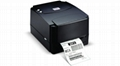 TSC TTP-244pro 热转或热敏条码标签打印机 1