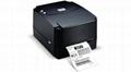 TSC thermal transfer label printer TTP244pro  1