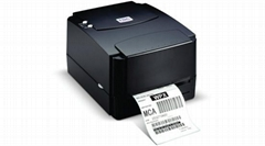 TSC thermal transfer label printer TTP244pro