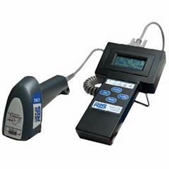 RJS barcode verifier inspector D4000L