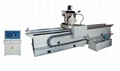 Cutter blade sharpening machine