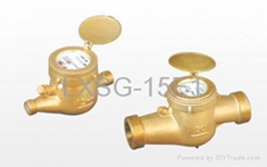 LXSG-15E-DRY TYPE VANE WHEEL WATER METER