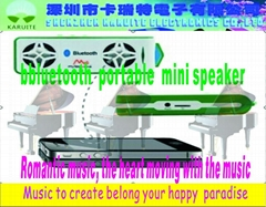 Bluetooth portable mini speaker import manufacturing factory from China
