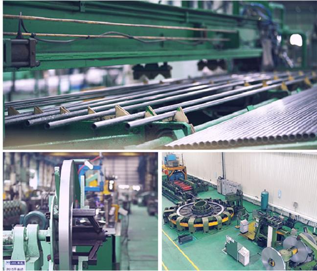 美亞專業生產銷售不鏽鋼水管 2