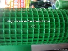 pvc coated weld mesh,fence mesh