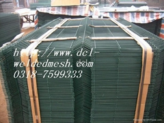 pvc welded mesh fence,welded wire mesh