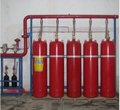 武漢供應有管網七氟丙烷氣體滅火系統