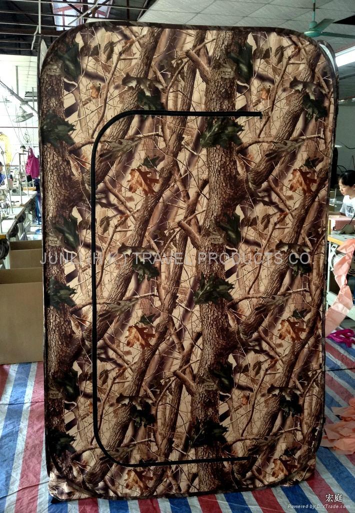 折疊更衣帳篷 1
