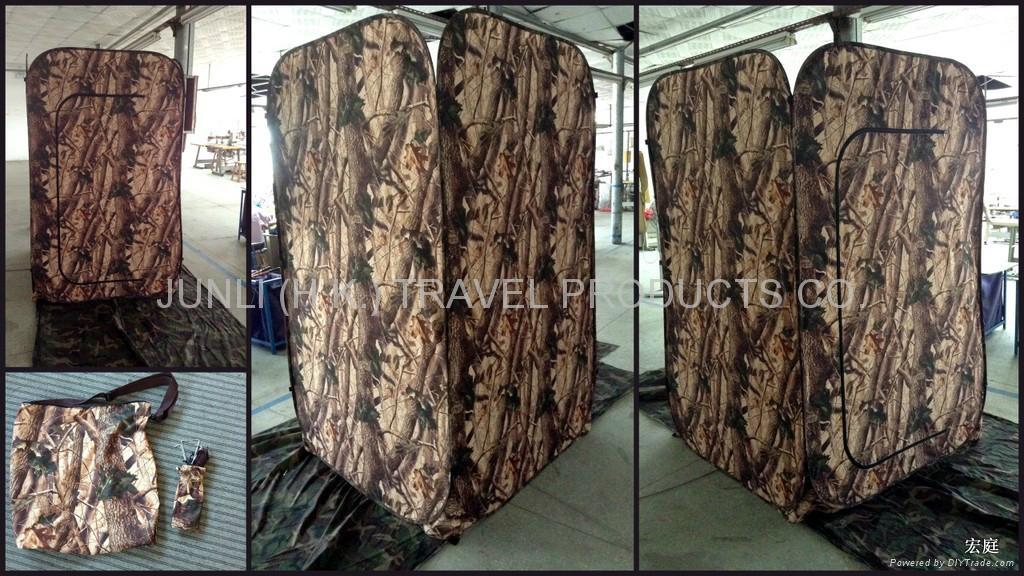 折疊更衣帳篷 2