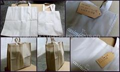 毛纺布环保购物袋