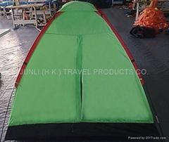 露營帳篷雙人單層