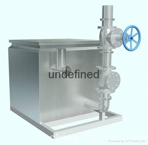 TENSTEP騰斯塔普污水提升器--單泵型 1