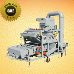 Compound seed selecting machine