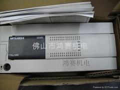 全新原裝FX3U-64MR-ES-A三菱PLC