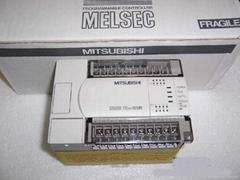 三菱可編程控制器FX2N-48MR-001三菱PLC(全新)