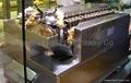 Auto rolling yakitori machine