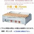 Japanese circle cake maker