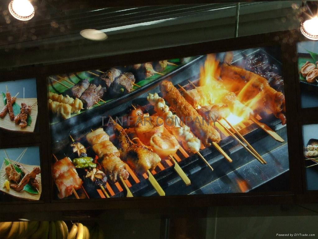 自動穿串燒肉串機 5