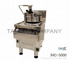 Auto rice fryer