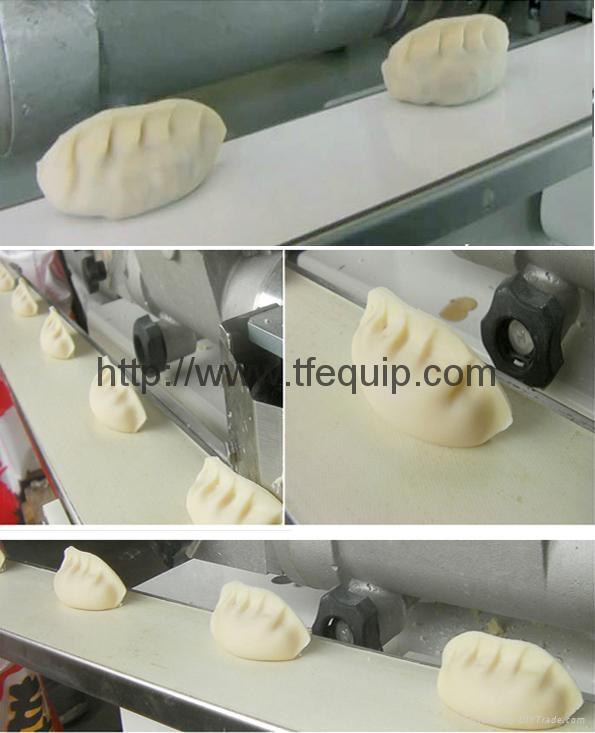 触摸屏式自动饺子机 2