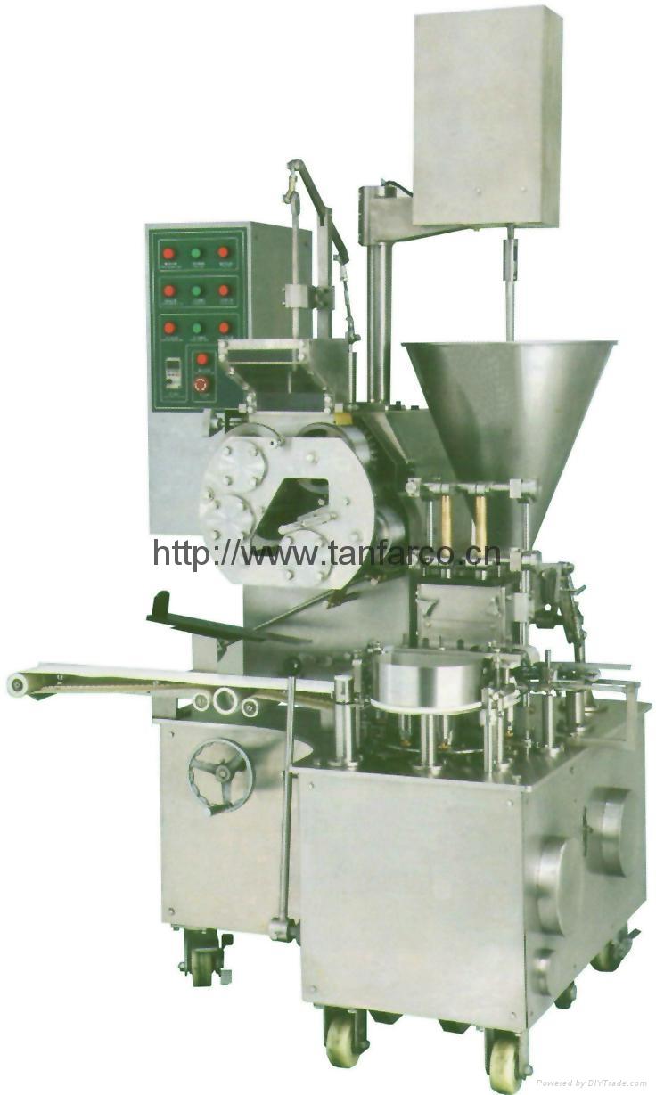 自動燒麥成型機 2