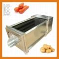 Carrot Ginger Potato washing machine