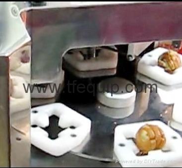 自動壽司包裝機 2