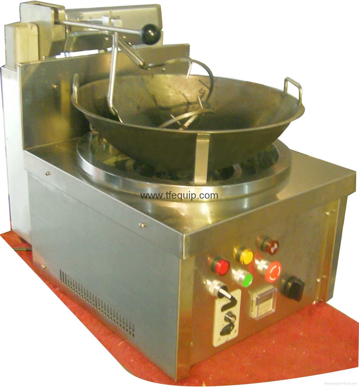 自動炒菜炒飯機 3