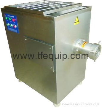 Automatic Frozen Meat Grinder 3