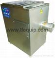 自動凍肉絞肉機 3