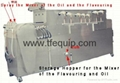 Gas Heating Automatic Egg Fryer