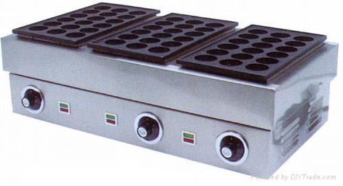 電熱墨魚仔爐 1