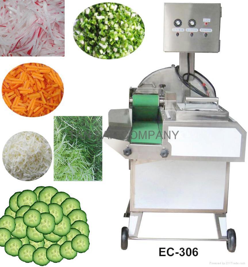 葉莖類切菜機/切肉機 2