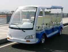 湖南电动游览车