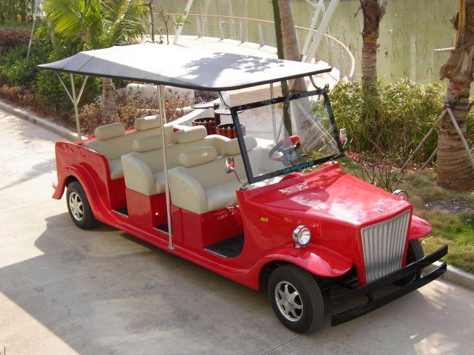 湖南长沙电动游览车 1