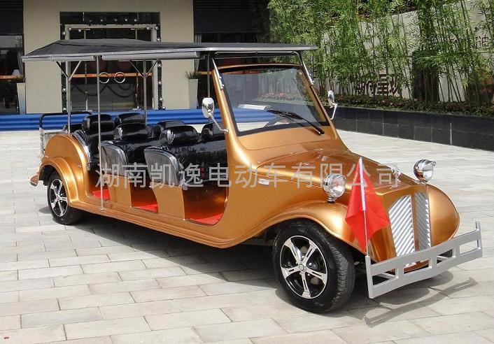 长沙电动老爷车游览车  1