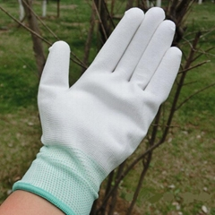 尼龙PU涂掌手套
