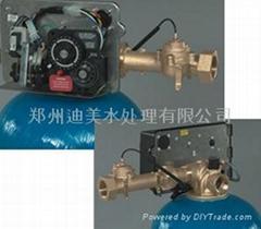 鍋爐軟水器鍋爐水處理設備