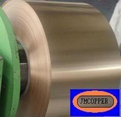 镍硅铜合金带C7025C7035