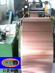 軟態紅銅帶箔紫銅帶箔拉伸