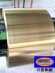 环保黄铜带C2680C2600C2801 分条