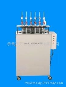 塑料热变形维卡软化点温度测定仪 3