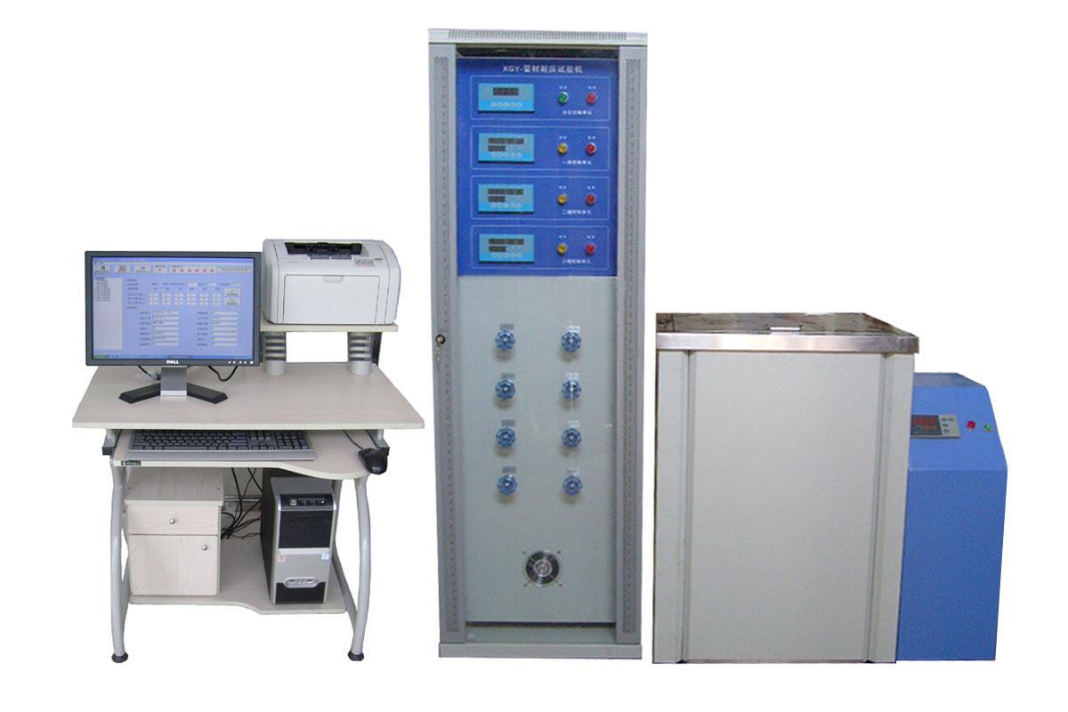 XGY-10管材静液压试验机 1